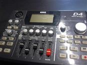 KORG Computer Recording D4 RECORDER